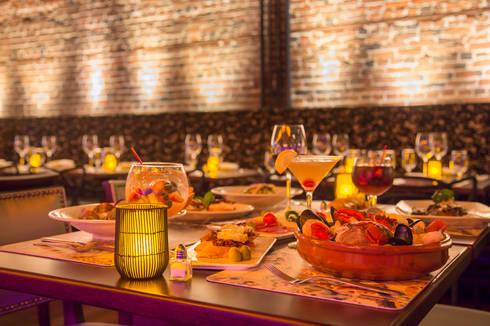 Restaurante Tablao:   por Studium Saut Arte & Interiores