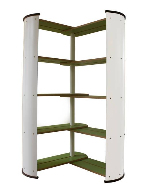 Axial - Regalsystem: moderne Wohnzimmer von yourelement