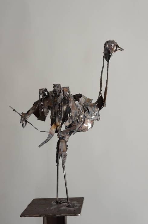 Kunst  door du buisson sculptures
