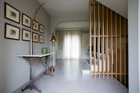 A74. CASA. : Terrazas de estilo  de BONBA studio
