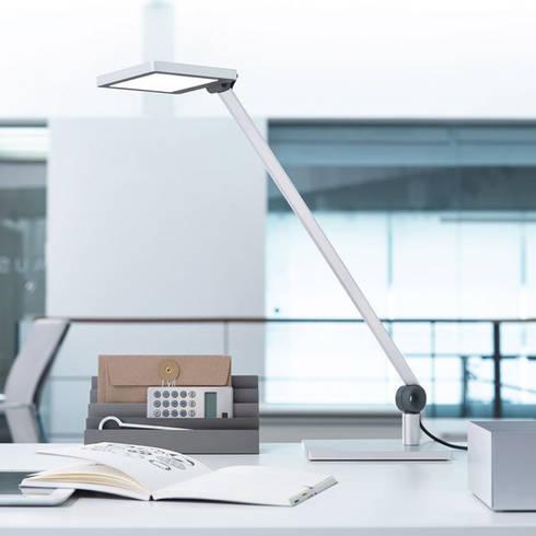 arbeitsplatzleuchte para mi von herbert waldmann gmbh co kg homify. Black Bedroom Furniture Sets. Home Design Ideas