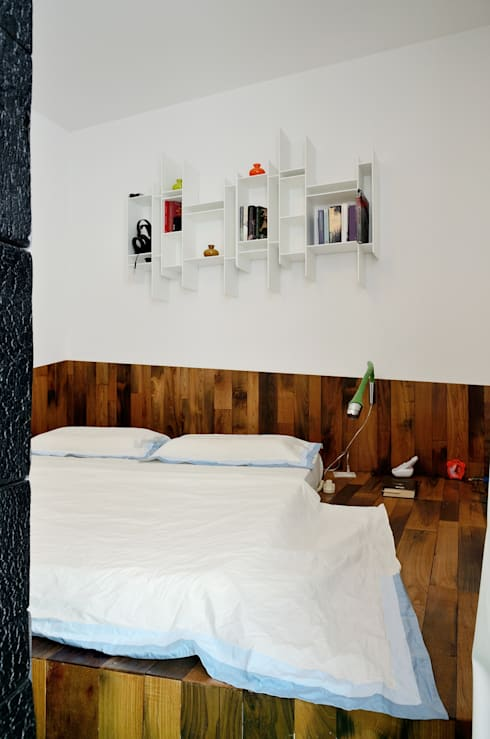 Schlafzimmer von Massimo Adiansi Architetto