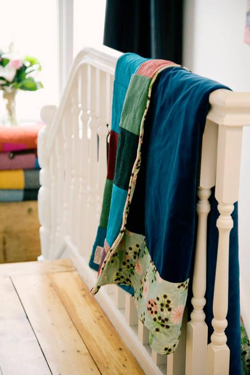 غرفة نوم تنفيذ Quilts by Lisa Watson