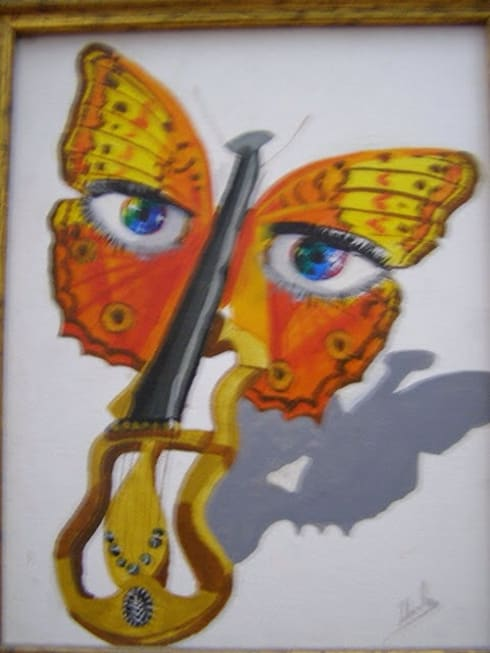 Modern contemporary art:  Artwork by SHEEVIA  INTERIOR CONCEPTS