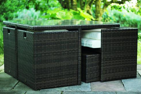 essgruppe vienna f r 4 personen por too design gmbh homify. Black Bedroom Furniture Sets. Home Design Ideas