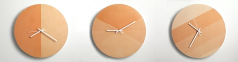 Sunclock Collection:  Household by Lina Patsiou