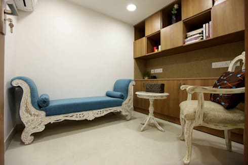 Mama Mia Lounge—Fortis Hospitals:  Hospitals by DESIGN5