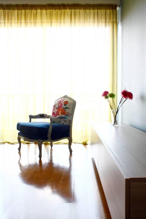Sala - Amoreiras II:   por Stoc Casa Interiores