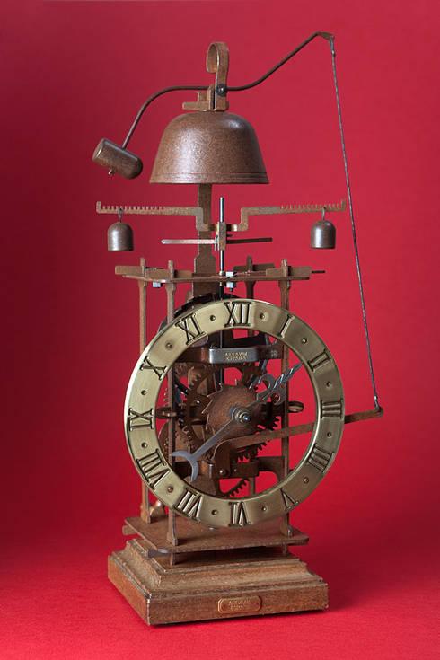 Kunst  door Relojes siglo XV Ardavin