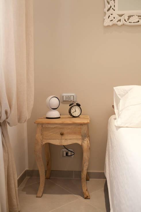 minimalistic Bedroom by Studio_P - Luca Porcu Design
