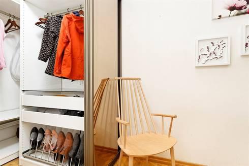 Apartment London:   by Studio Kiran Singh