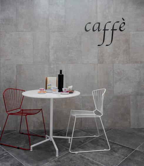 Walls & flooring by dom ceramiche