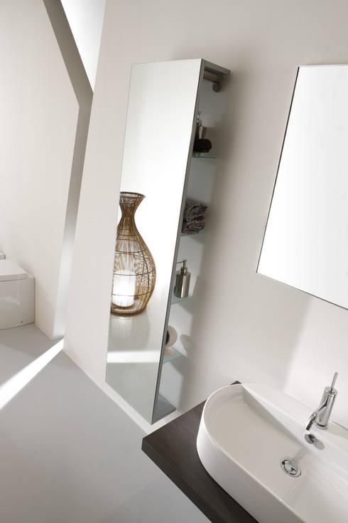 POKER PO06 - Colonna: Bagno in stile  di Puntotre Arredobagno