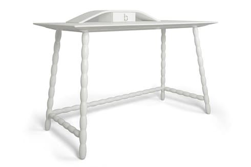 Journal desk: modern Study/office by Barnard interiors Ltd