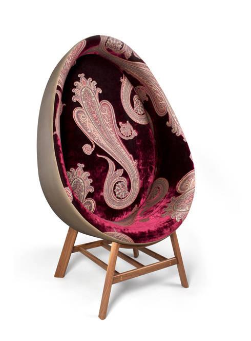 Porter chair: modern Living room by Barnard interiors Ltd