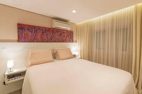 Residência VM:   por Cristiane Bergesch Arquitetura e Interiores