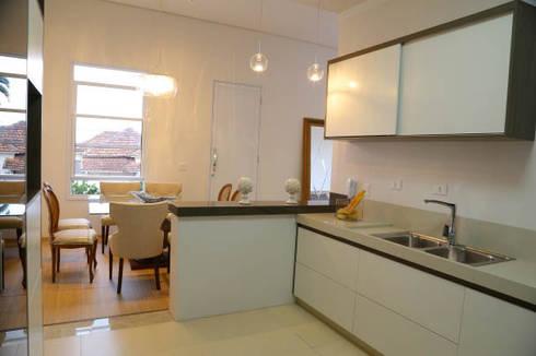 Projeto residencial: Cozinhas campestres por Fernanda Chiebao- ARCHI