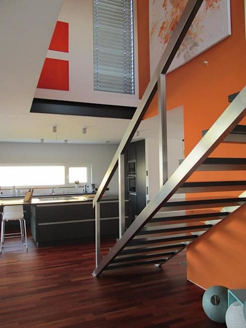 HOME DESIGN 2:  Flur & Diele von Planungsbüro G A G R O