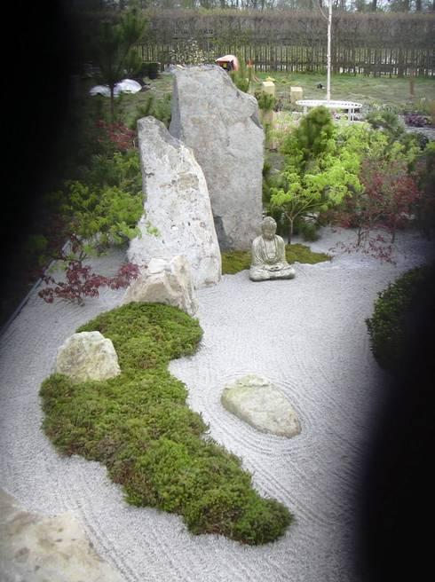 Projekty,  Ogród zaprojektowane przez Unique Landscapes