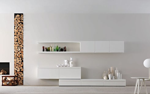 design wohnw nde von wohnstation homify. Black Bedroom Furniture Sets. Home Design Ideas