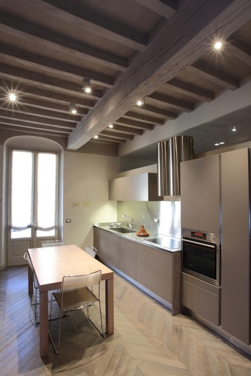 Design e tradizione ristrutturazione e interior design di for Case in stile spagnolo moderno