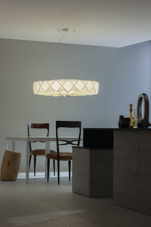 Living room by Lucente by Gruppo Rostirolla