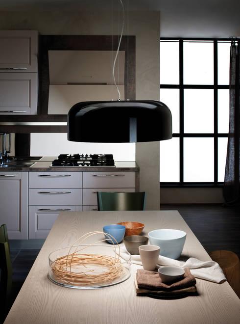 9 lampadari per la cucina davvero irresistibili - Lampadari sala da pranzo ...