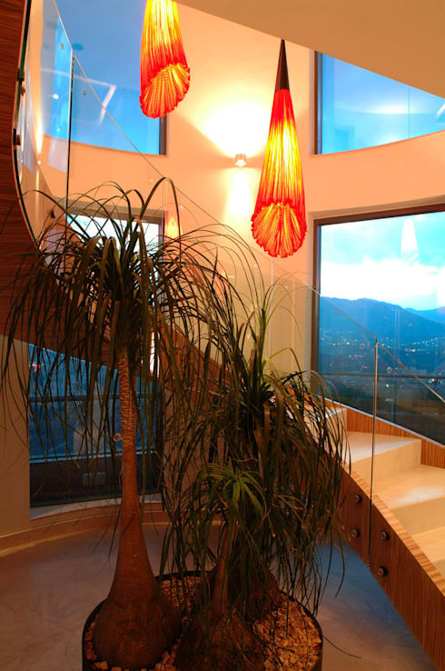 الممر والمدخل تنفيذ ARCO Arquitectura Contemporánea