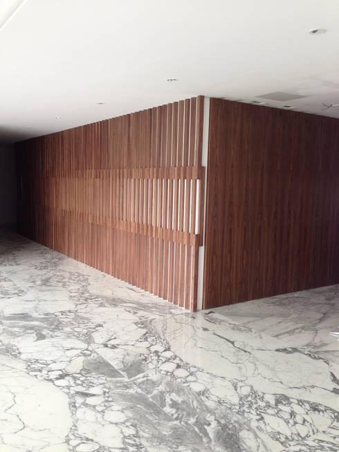 Vidalta PVI 601: Casas de estilo ecléctico por PHia