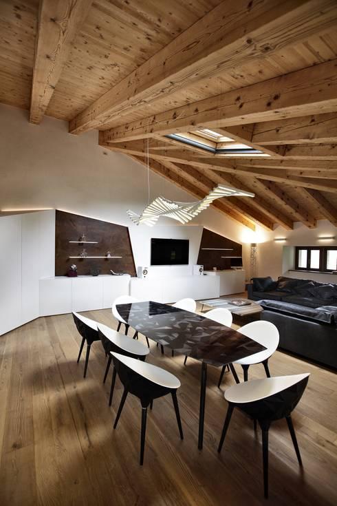 Elia Falaschi Photographer: modern tarz Oturma Odası