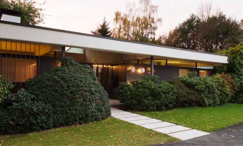 Bungalows von architektur homify - Bungalow moderne architektur ...