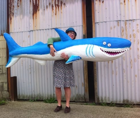 Shark:  Artwork by DesignRealisation