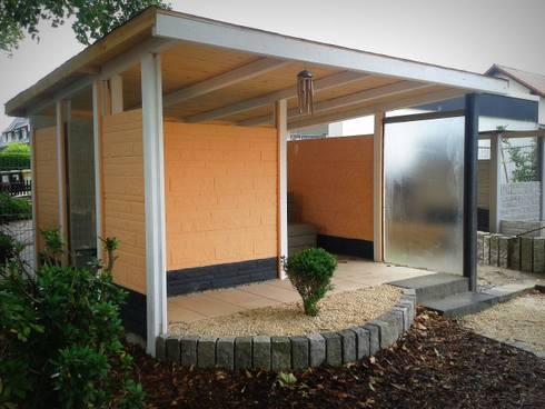 Deluxe betonz une alternative verwendungsm glichkeiten von - Alternative gartenhaus ...
