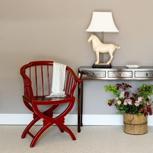 Seating: asian Dining room by Orchid