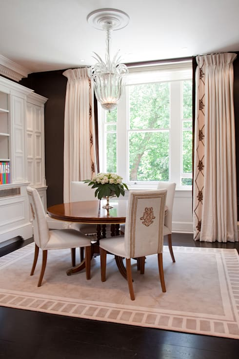 classic Dining room by Loomah