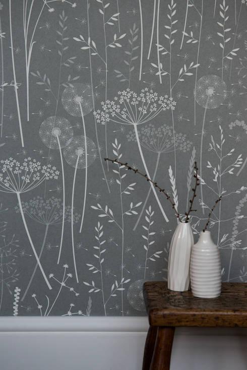 Hannah Nunn 의  벽 & 바닥