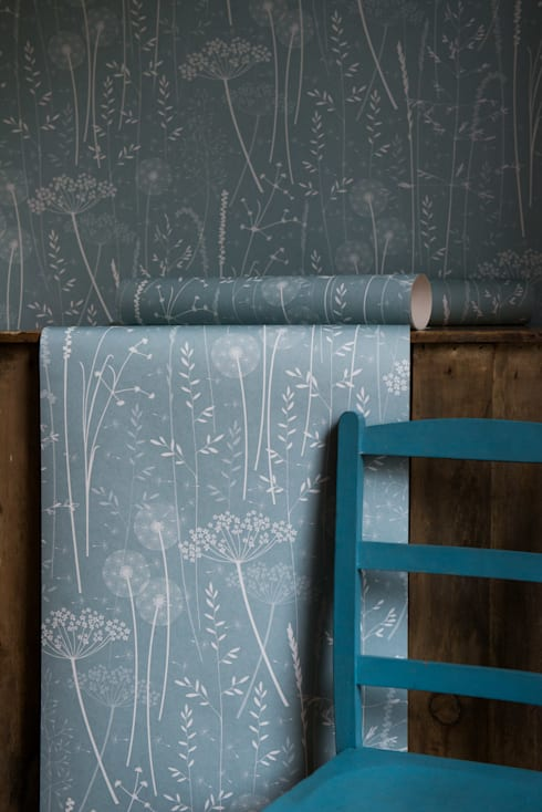 Стены и пол в . Автор – Hannah Nunn
