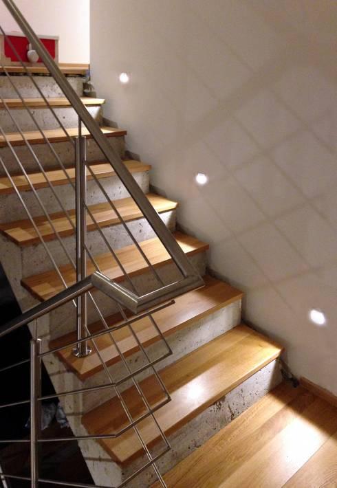 الممر والمدخل تنفيذ benthaus|architekten