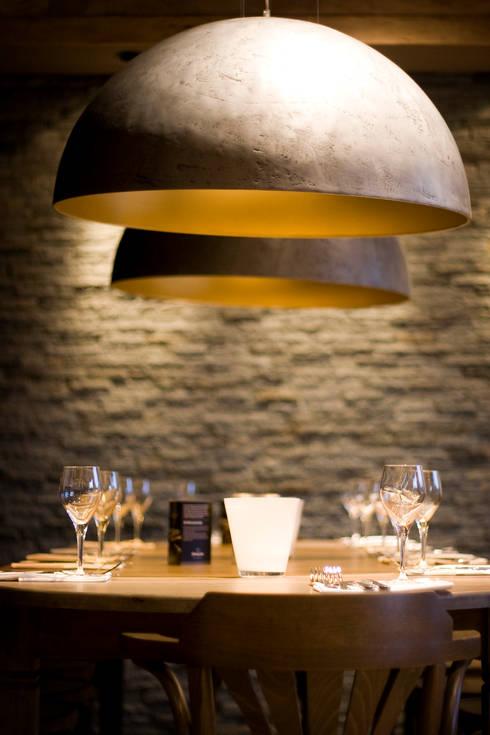 design lampe kuppel von select o homify. Black Bedroom Furniture Sets. Home Design Ideas