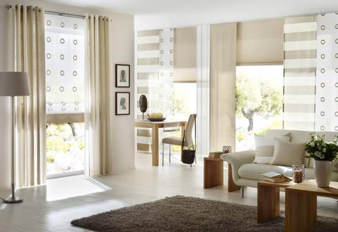 Gardinen, Sonnenschutz, Plissee   LivingReet von UNLAND