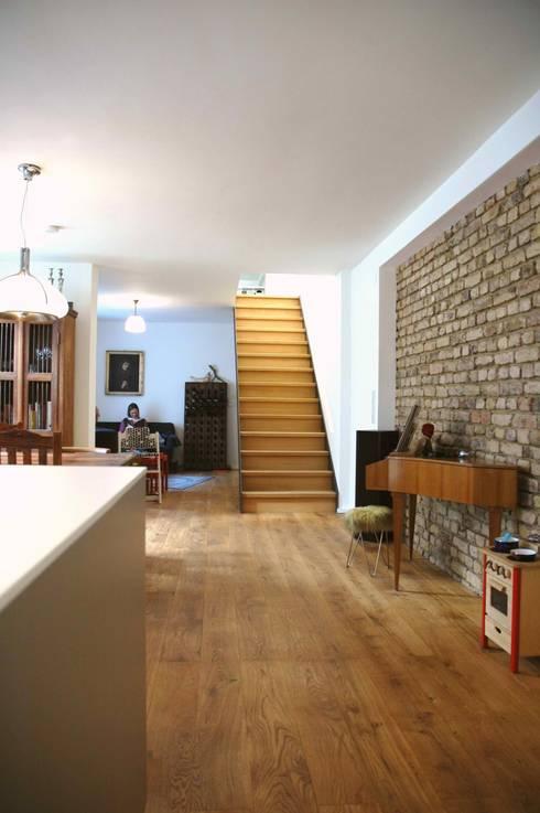 Umbau 2 Etagen:  Häuser von HONEYandSPICE innenarchitektur + design