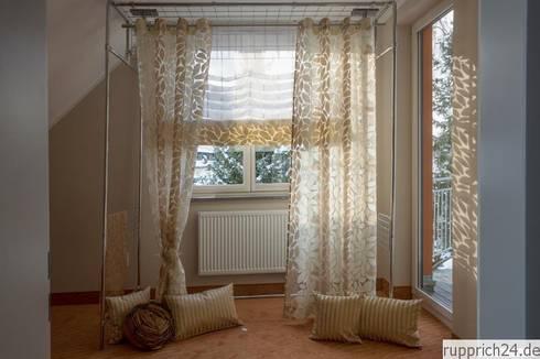 musterhaus live erleben von rupprich farbe und raum ohg homify. Black Bedroom Furniture Sets. Home Design Ideas