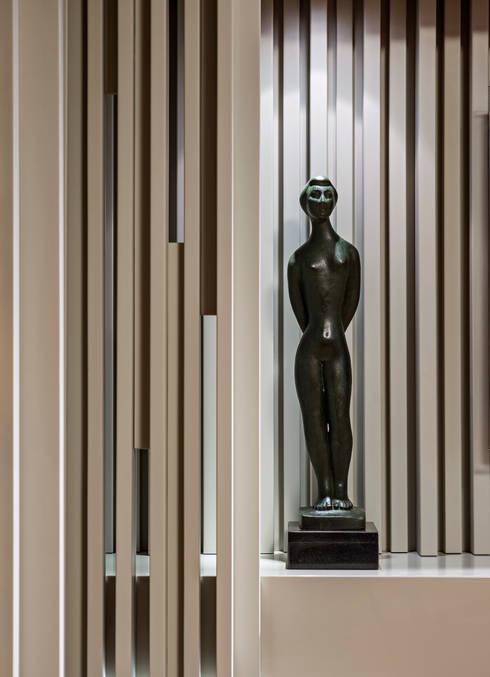 Casa Cor 2013:   por Gislene Lopes Arquitetura e Design de Interiores