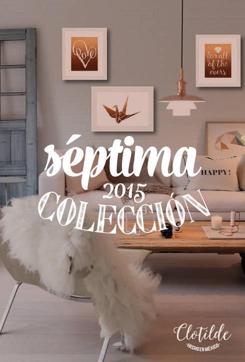 SÉPTIMA COLECCIÓN: Arte de estilo  por Clotilde