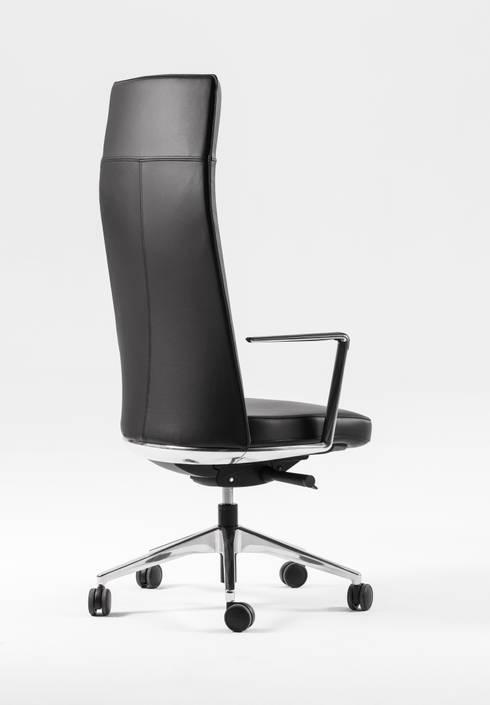 CRON by Alegre Industrial: Oficinas y tiendas de estilo  de Actiu