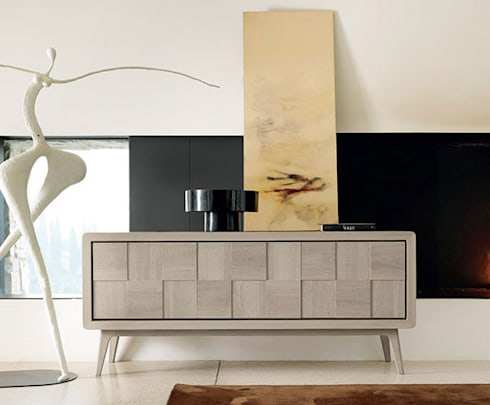 dale italia sideboard italienische designerm bel von. Black Bedroom Furniture Sets. Home Design Ideas