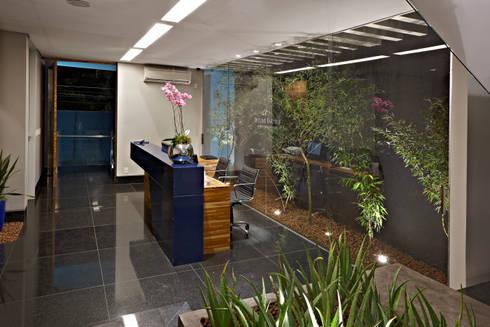 Clínica Mangabeiras:   por Gislene Lopes Arquitetura e Design de Interiores