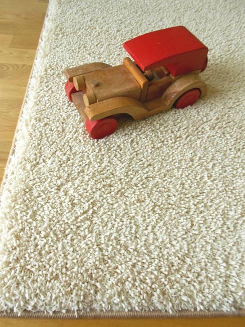 Teppich ketteln  Teppich ketteln von Kettelbetrieb Tesche | homify