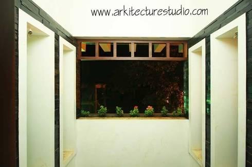 completd project by Arkitecture studio,calicut kerala:   by Arkitecture studio,Architects,Interior designers,Calicut,Kerala india