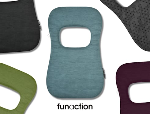 funaction f.Cushion: Kataoka Design Studioが手掛けたオフィス&店です。